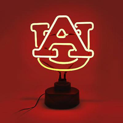AUBURN TIGERS NEON SIGN LIGHT TABLE TOP LAMP WAR EAGLE UNIVE
