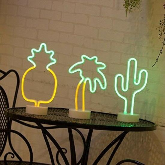 Coconut Neon Signs Light Sign with by DELICORE