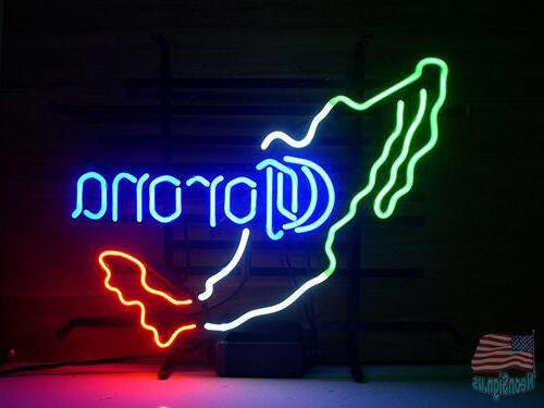 """Corona Extra Mexico Neon Sign 17""""x14"""" From USA"""