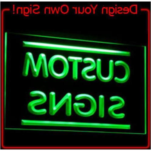 tm ADV PRO Custom Neon Light Sign Order  decoe home room