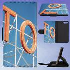 HOTEL SIGN NEON LETTERS FLIP WALLET CASE FOR APPLE IPHONE PH