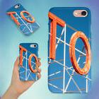 HOTEL SIGN NEON LETTERS HARD BACK CASE FOR APPLE IPHONE PHON