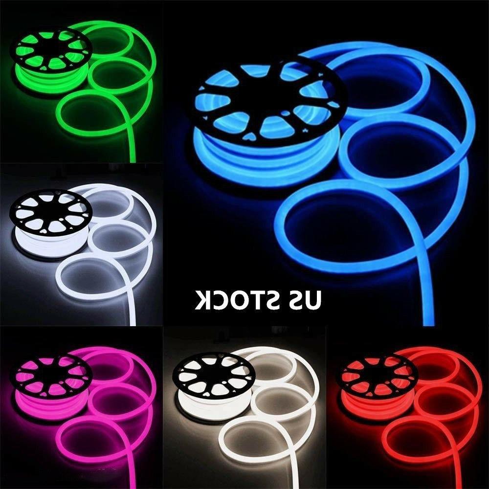 LED Flexible Neon Rope Light Waterproof Commercial Wedding P