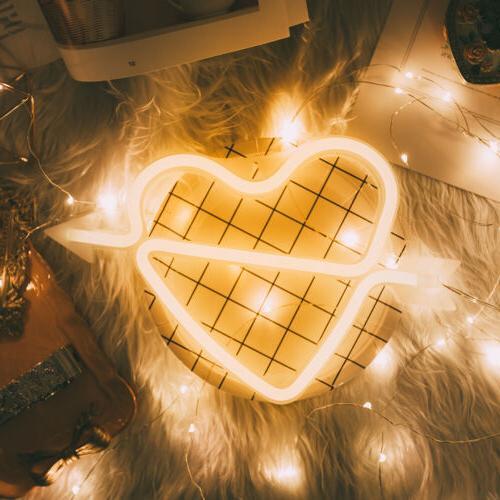 LED Neon Night Lights The & Love Wedding Shop Christmas