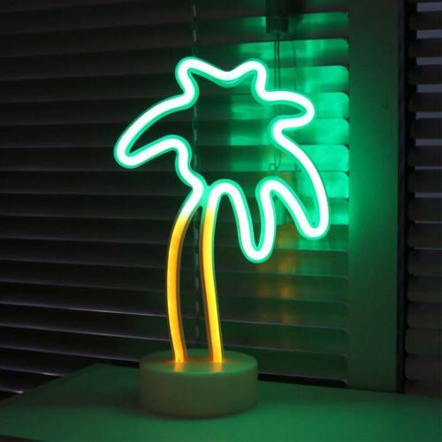 Lamp Light Xmas Decor Kid