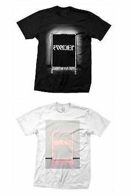 Official The 1975 Music T-Shirt Indie Rock White Neon Sign O