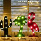 Romantic LED Neon Sign Night Light Lamp Battery Home Kids Pa