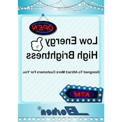 Boshen Sign LED Animated Motion Sign