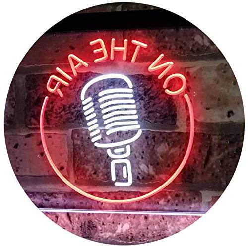 air microphone studio recording signal