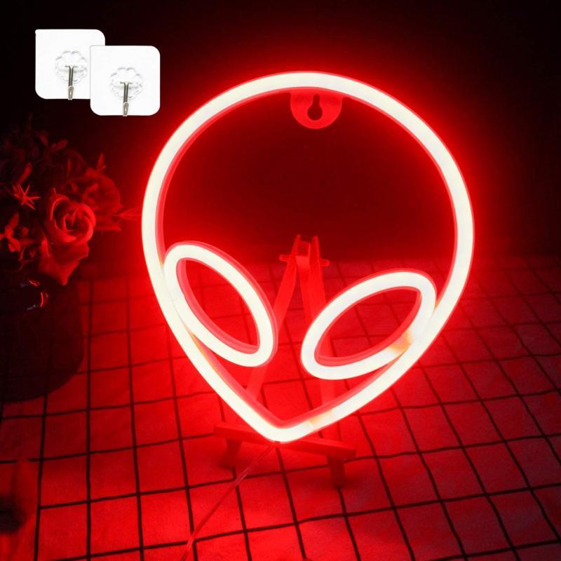 Wanxing LED Neon Red Neon Bedroom