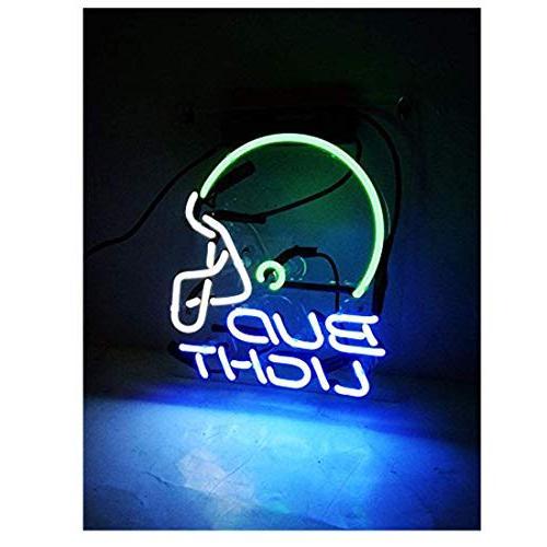 "Neon Shaped Decorative Night Store 10"" x"