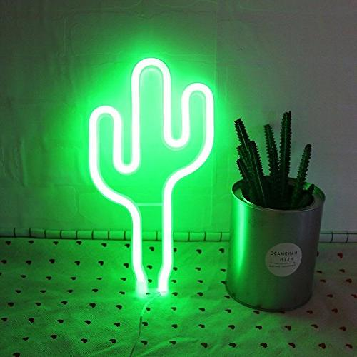 Sign Night Lights Home Supplies LED