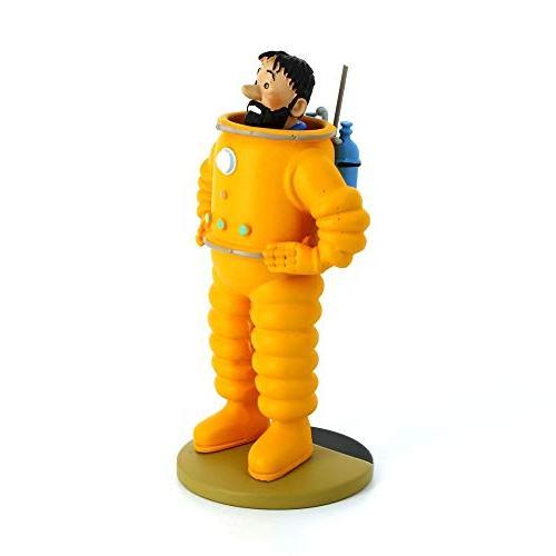 Haddock Astronaut