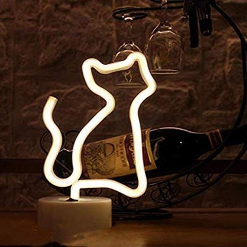 Decorative Neon Sign Light Night Art Decor Birthday Party Supplies