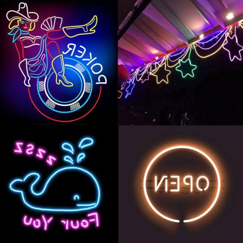 1-5M LED String Strip Rope Lamp Sign
