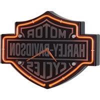 Harley-Davidson Etched Bar & Shield HDL-16651