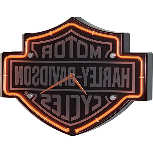 Harley-Davidson Shield Shaped HDL-16651 Black