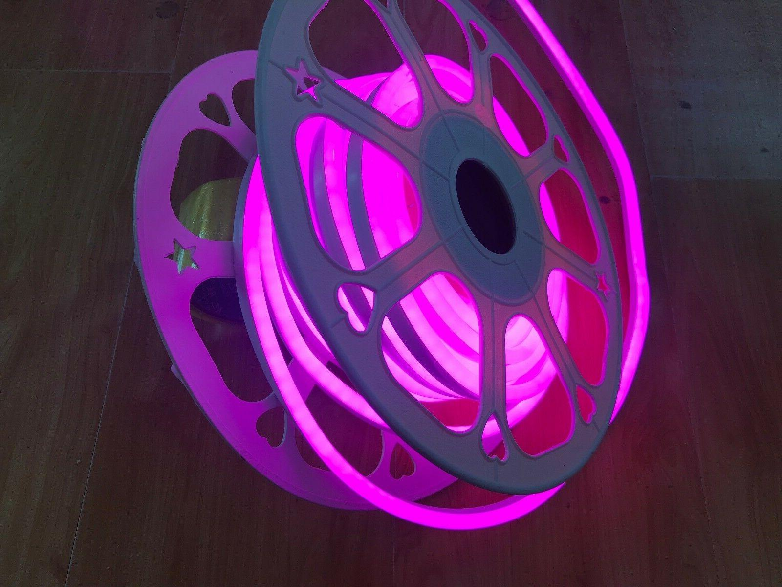 Flex LED Neon Rope Light Home Wedding Commercial