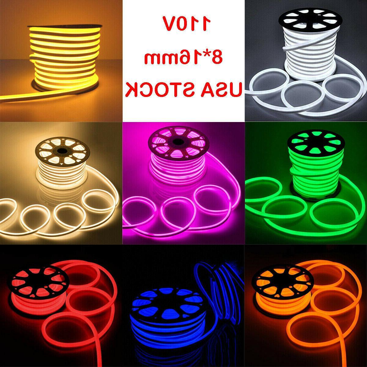 flex led neon rope light xmas wedding