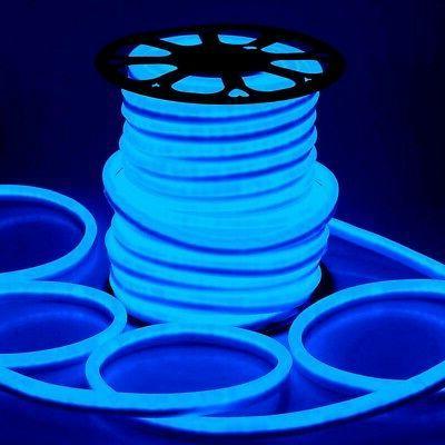 flex neon rope light party