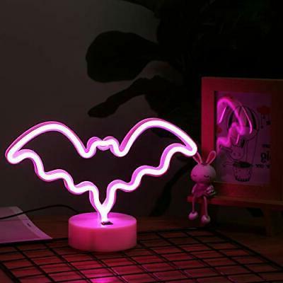 Halloween Ghost LED Light with Base Holder Decor