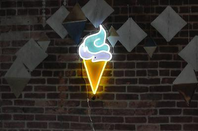 Handmade Ice Neon Signs, Neon Sign with Remote Control