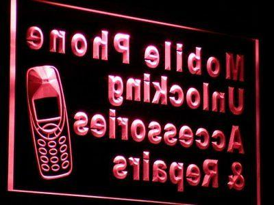 j114-b Phone Repairs Neon
