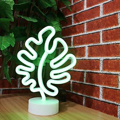 Wanxing Monstera Nersery Lamp for Baby Child