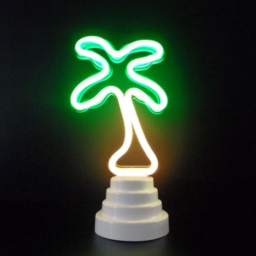 ​LED Flamingo Sign Mini Home