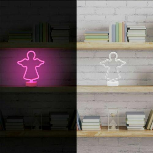 LED Neon Party Decorative with Holder Lights