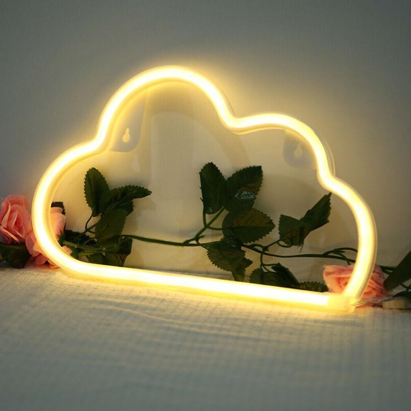 LED Light Wall Visual Artwork Decor