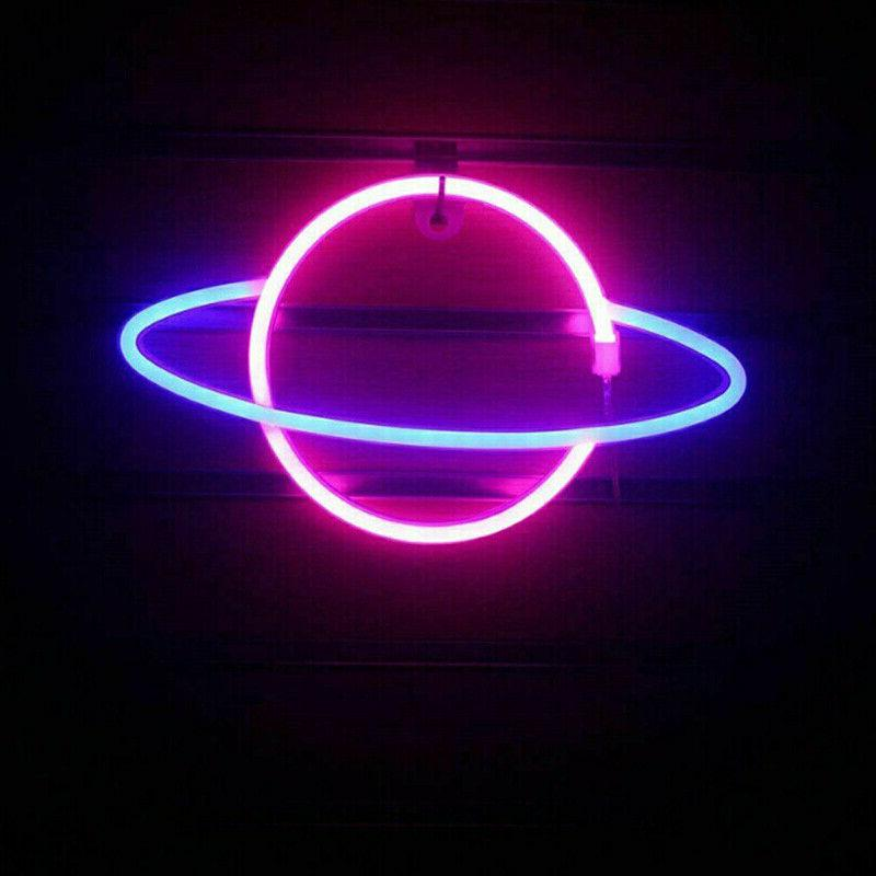Shaped Neon Decorative Lamp Home
