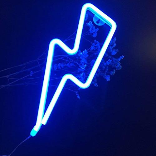 LED Neon Signs Wall Decor,USB Operated,Night Lights Lamps Decor,Wall Decoration for Room