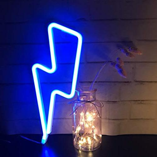 led neon signs for wall decor usb