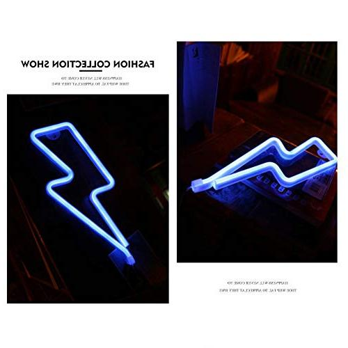 Hopolon Neon LED Neon for Party Supplies Room Decoration Accessory Luau Party Decoration Children Kids Gifts