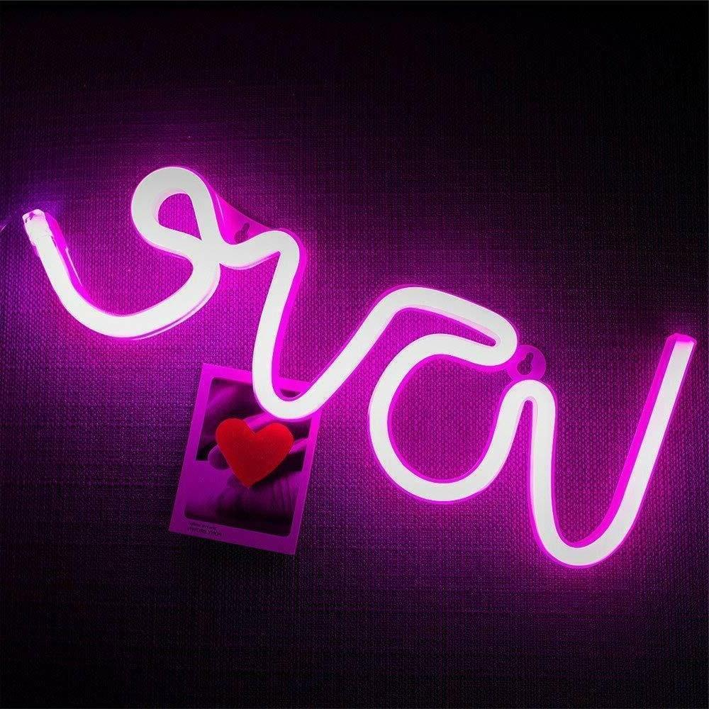 Love Neon Neon Supplies, Decoration