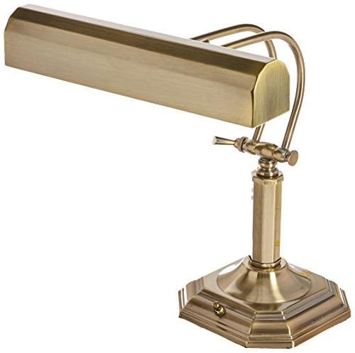 """Lite Source LS-974D/BRZ Pharma Collection Lamp with 37.5"""" x 55"""", Bronze"""