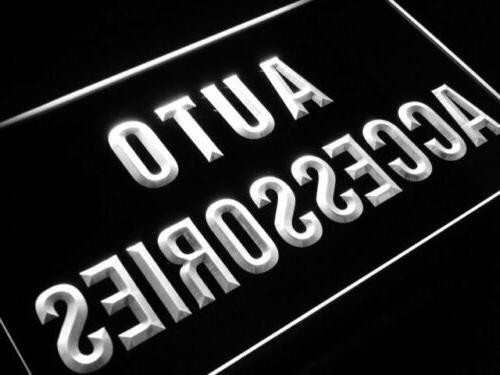 m057-b Auto Accessories Neon Sign
