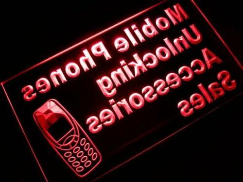 m105-b Mobile Phone Sales Light Sign