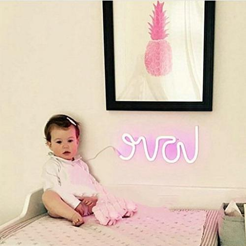 Neon Signs LED Neon Art Decorative Lights Wall for Girls House Pub