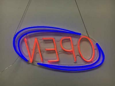 Neon Open LED Open Sign Displays: Neon Sign