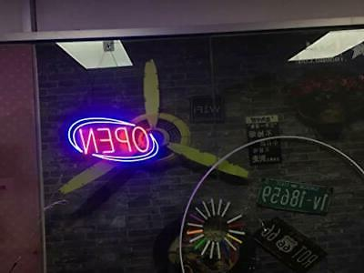 Neon Sign LED Open for Business Displays: LED Sign