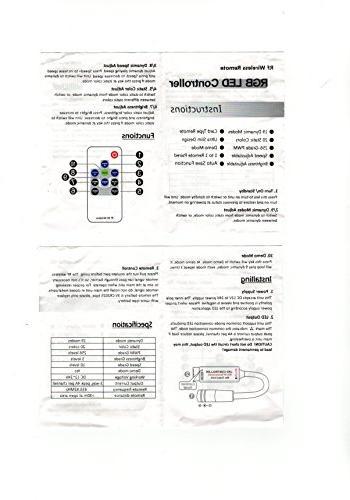 Multi Neon Signs Control, Dynamic Brightness Adjustable, Mode, Auto Save