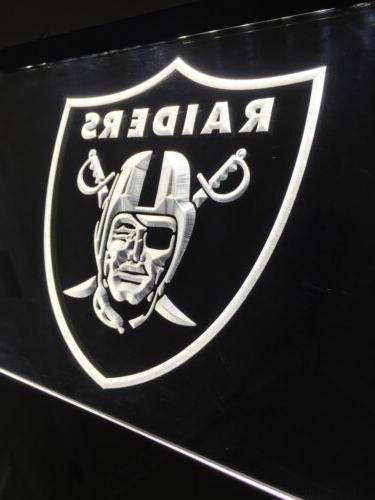 NFL LED Neon Game Room,Office,Bar,Man Cave.