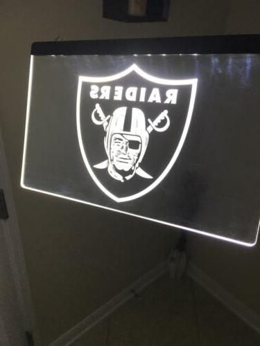 NFL LED Game Room,Office,Bar,Man