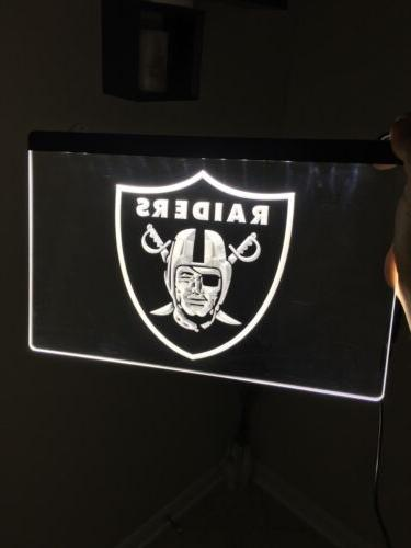 NFL LAS LED Neon Sign for Game