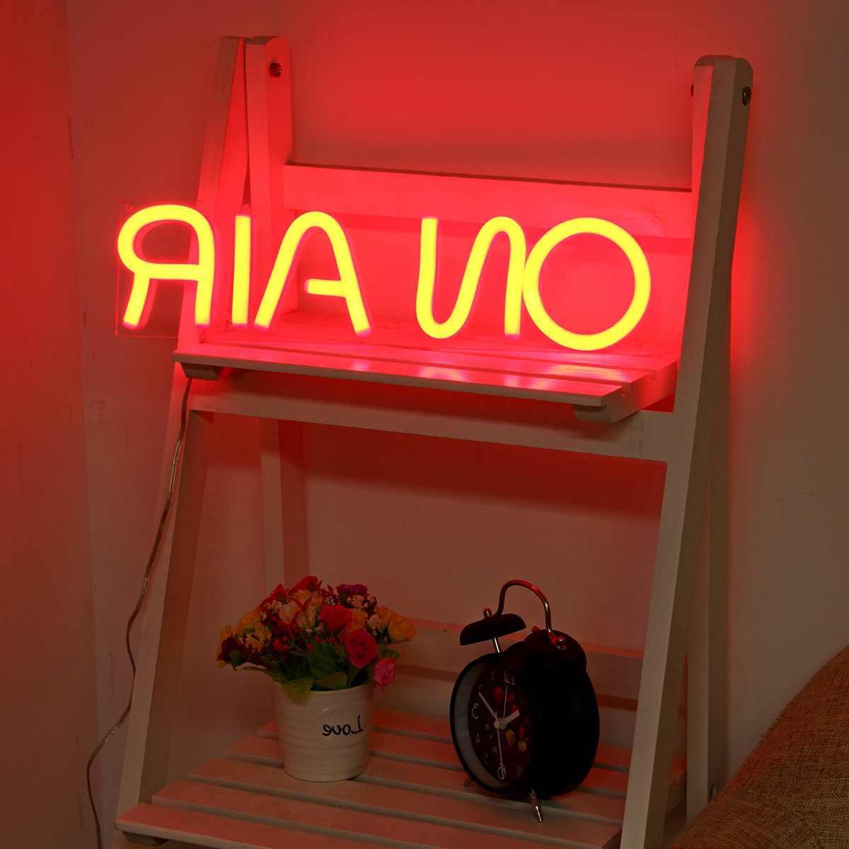 on air led font b neon b