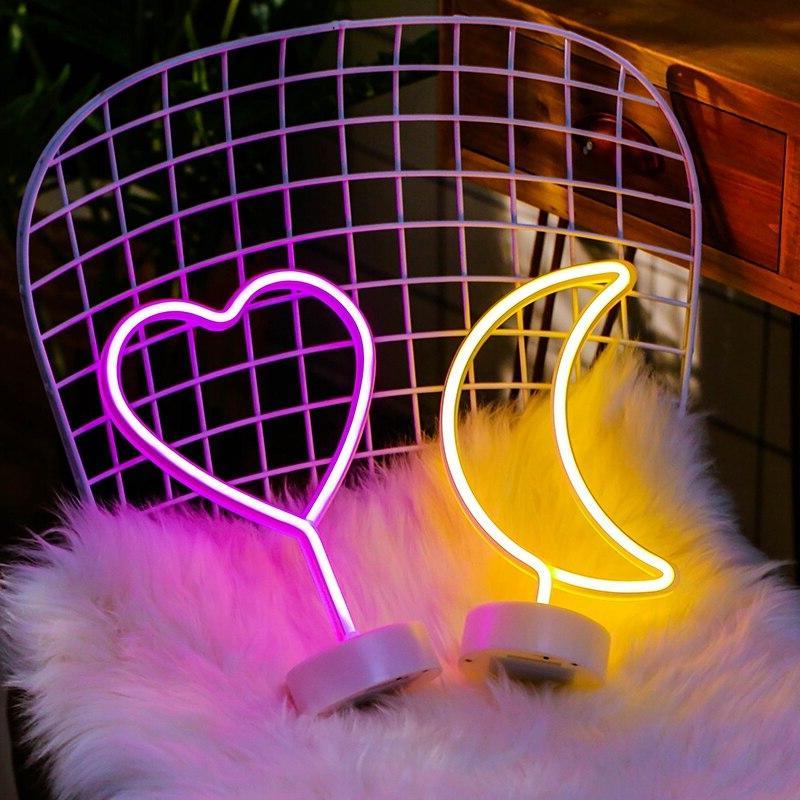 Party Decoration <font><b>Neon</b></font> Cute Flamingo <font><b>Operated</b></font> <font><b>Neon</b></font> Holiday