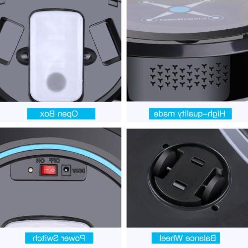 Smart Vacuum Auto Low USB Rechargeable
