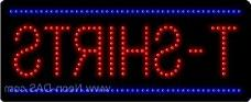 T-Shirts Outdoor LED Sign 13 x 32